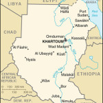 map-of-sudan